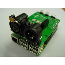 DMX interface for Raspberry pi